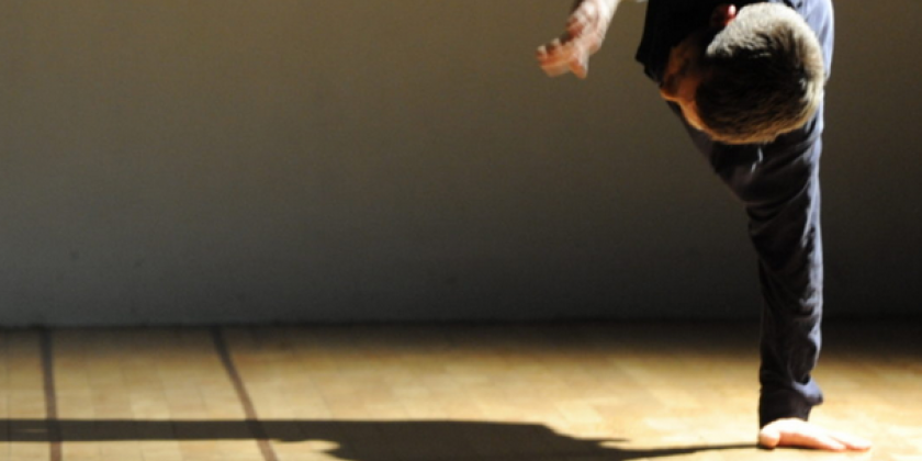 MELT—An Eco-Poetic Approach to Dance Improvisation and Performance with Chris Aiken