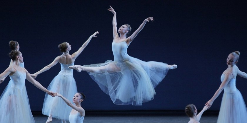 Impressions of New York City Ballet's Tchaikovsky/Balanchine Evening