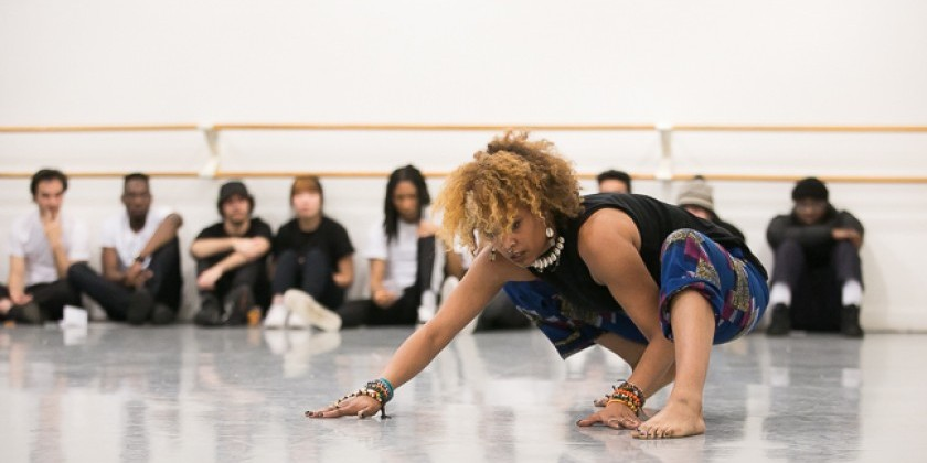 Mark Morris Dance Group: Apply for SharedSpace Program