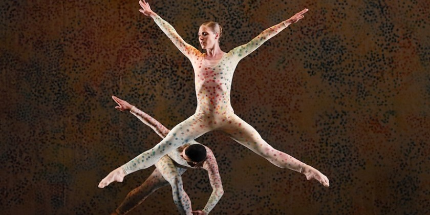 IMPRESSIONS: Lyon Opera Ballet and Compagnie CNDC-Angers – Robert Swinston in New York performing works by Merce Cunningham