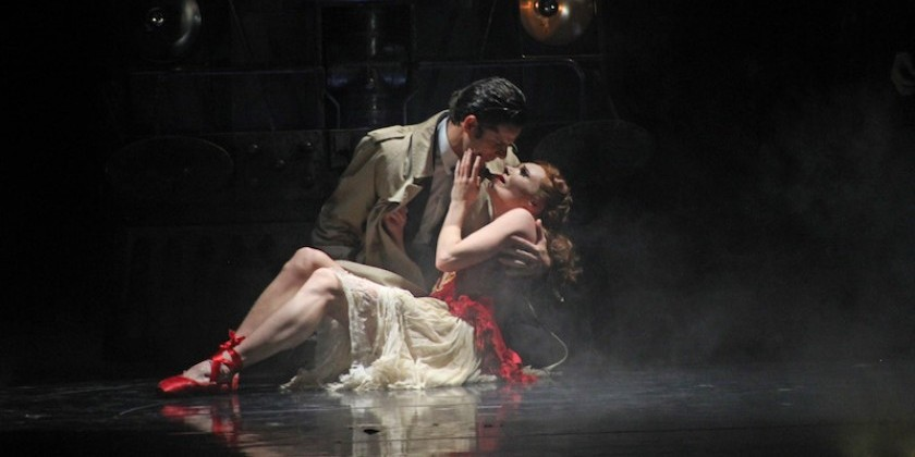 "IMPRESSIONS: Matthew Bourne/ New Adventures' ""The Red Shoes"" at New York City Center"