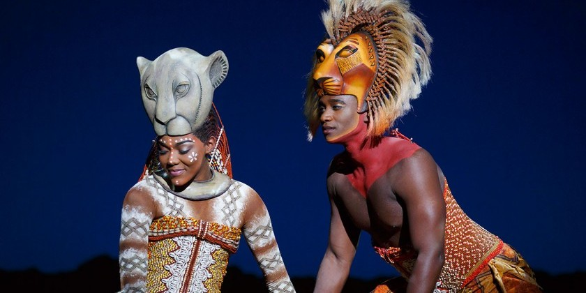 WIN tickets to see THE LION KING on Broadway for FREE
