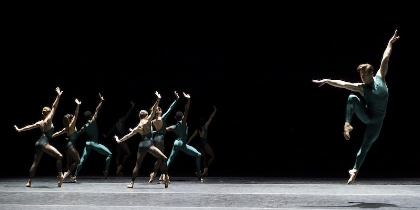 "William Forsythe's ""In the Middle, Somewhat Elevated"" at 30: Then and Now"