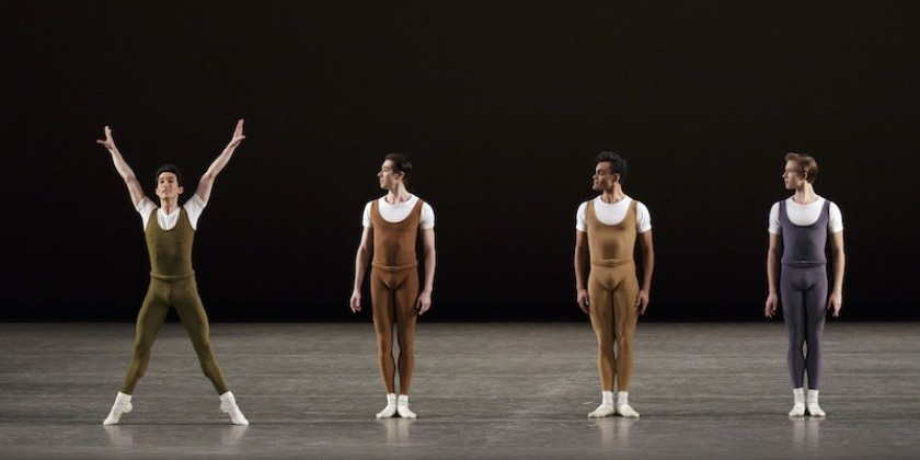 IMPRESSIONS: Part I of New York City Ballet's Robbins 100 Program