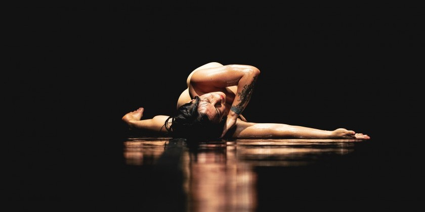 "IMPRESSIONS: Daina Ashbee's ""Serpentine"" presented by American Realness in partnership with First Nations Dialogues, Global First Nations Performance Network and Consulate General of Canada in New York"