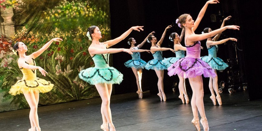 Review of spring dance theater