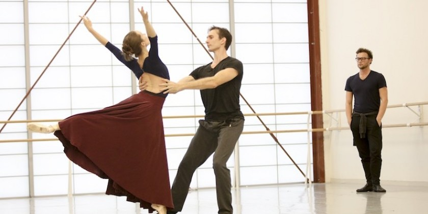 "TDE Asks: Atlanta Ballet Artistic Director Gennadi Nedvigin as the Company Prepares for their ""Gennadi's Choice"" Program"