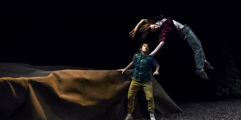 "Impressions of: Vim Vigor Dance Company's ""Future Perfect"" at Baruch Performing Arts Center"