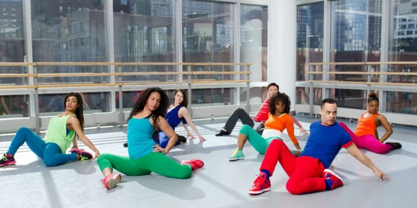 Ailey Extension Pride: All Styles Vogue Workshop with Cesar Valentino
