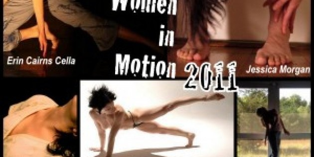 Behind The Scenes Video  with Erin Cairns Cella at The Women In Motion Estrogenius Festival