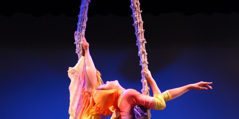 Schimmel Center at Pace University presents NEW SHANGHAI CIRCUS