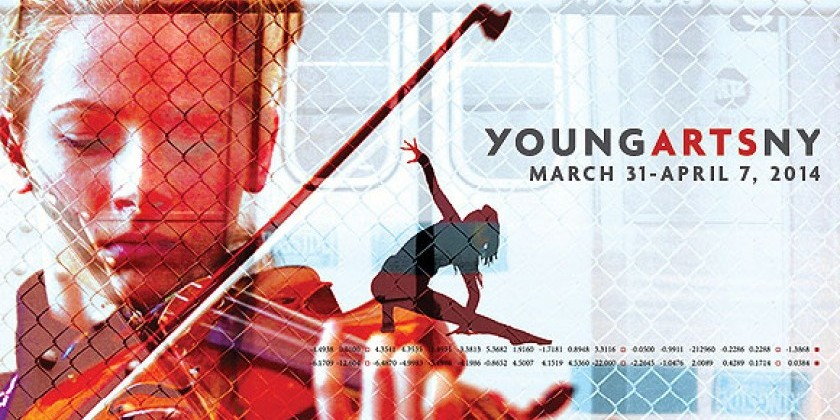A Video Postcard from The National YoungArts Foundation
