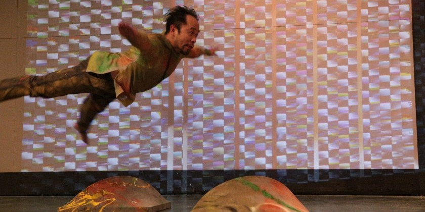 "City College Center for the Arts presents Zullo/RawMovement in the World Premiere of ""Liable to Change"""