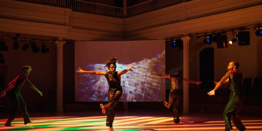 "IMPRESSIONS: Renegade Performance Group in André M. Zachery's ""Untamed Space"" at Danspace Project"