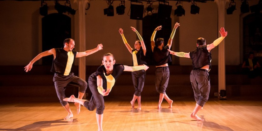 "Impressions of: The Bang Group's ""A Mouthful of Shoes"" at Danspace Project"