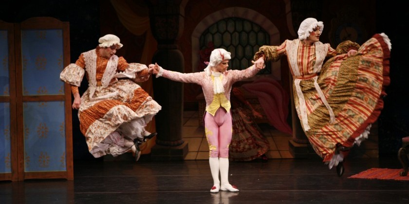 "New York Theatre Ballet Announces 2018-19 ""Once Upon a Ballet"" performances"