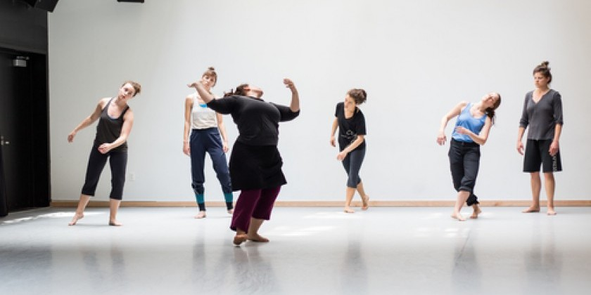 "Alexandra Beller/Dances Presents ""Mindflock"""