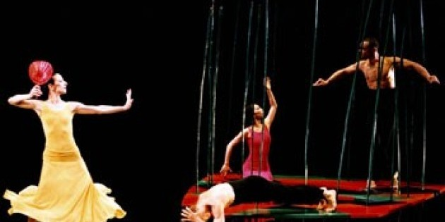 The Dance Enthusiast Museum Presents -Martha Graham Minutes 2011