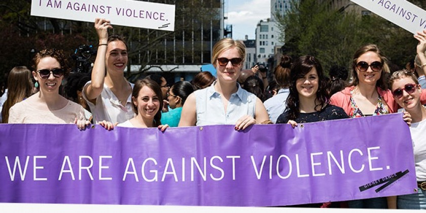 Gibney Dance observes Domestic Violence Awareness Month With Community Action and Initiatives