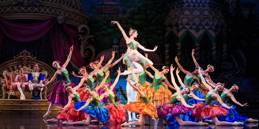 "WASHINGTON, DC: Ballet West presents ""The Nutcracker"" at Kennedy Center"