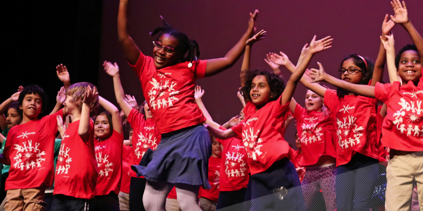 PHILADELPHIA, PA: BalletX's Dance eXchange Featuring 200 Philadelphia Public School Students to Perform for the Community