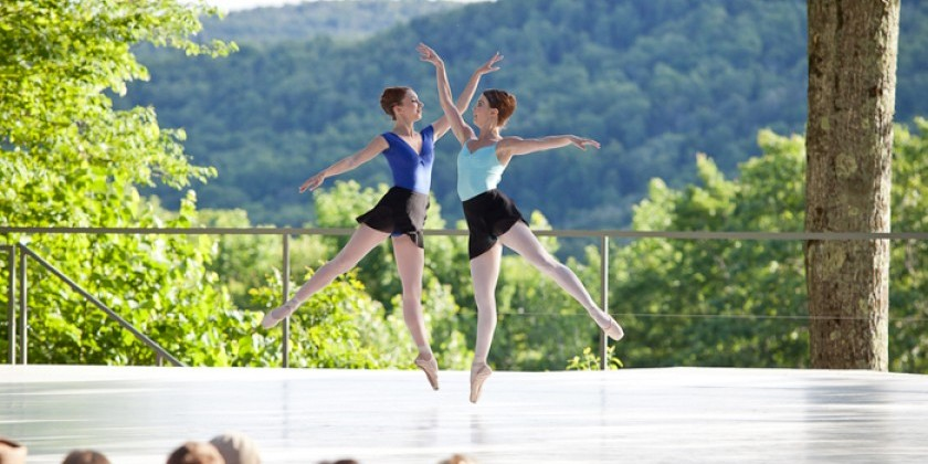 BECKET, MA: The School at Jacob's Pillow Contemporary Program