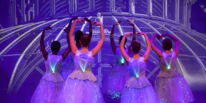 Fit For Kings (And A Sugar Plum): Brooklyn Ballet's NUTCRACKER