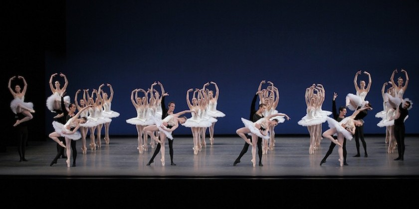 IMPRESSIONS OF: New York City Ballet – Balanchine Black & White I and Hear the Dance: France