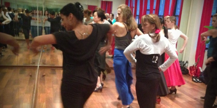 Beginner Level Flamenco Dance Classes at Nelida Tirado Flamenco