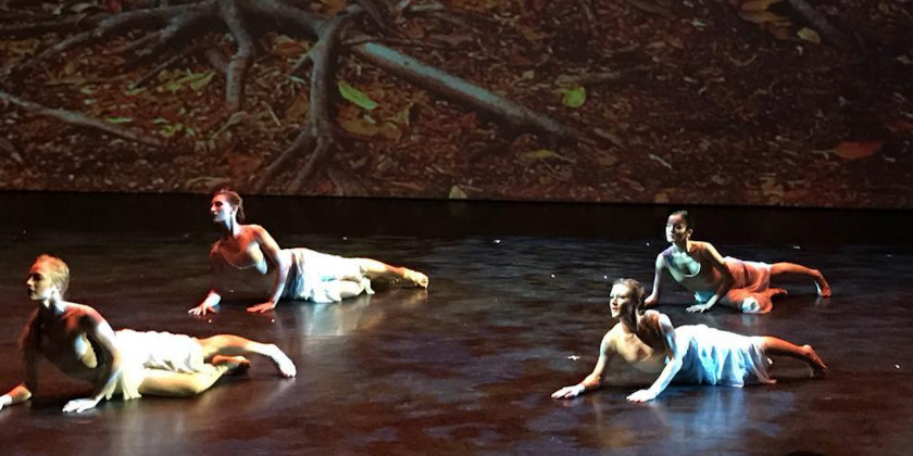 IMPRESSIONS: 25th Anniversary Performance of Buglisi Dance Theatre at Ailey Citigroup Theater