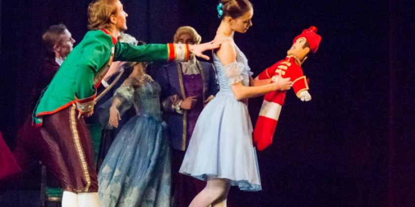 "The National Ballet Theater of Odessa presents ""The Nutcracker"""