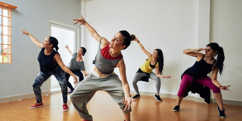 LONDON, UK: Free Dance Workshop for Beginners by Stage & The City