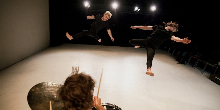 "Impressions of Boomerang Dance & Performance Project's ""Repercussion"""