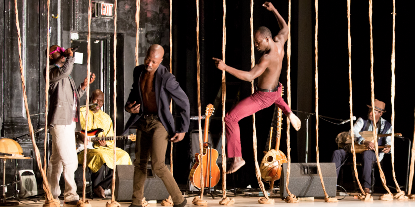 "Harlem Stage presents ""Declassified Memory Fragment"" as inspired by African Society"