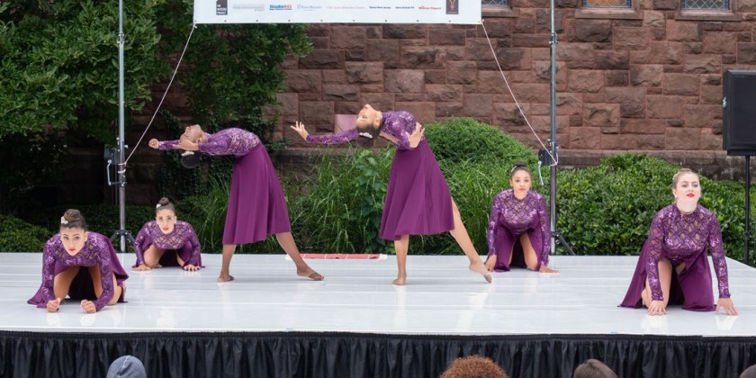 "MONTCLAIR, NJ: 2019 Application for ""Dance on the Lawn"" Is Now Open"