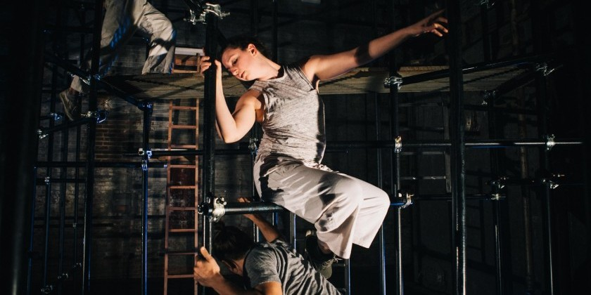 "Becky Radway Dance Projects in ""Residue"""