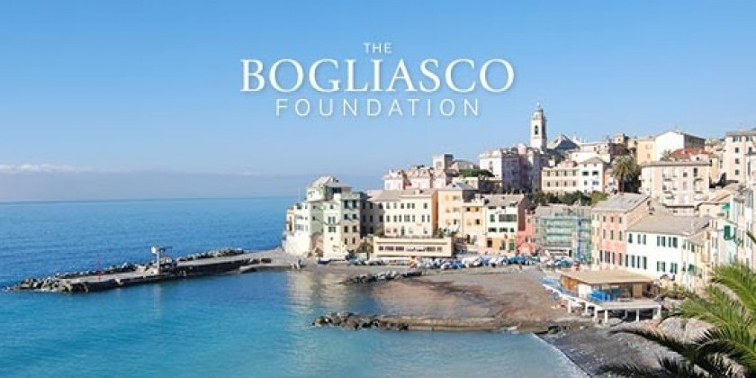 Apply to be a Bogliasco Foundation Fellow in 2019