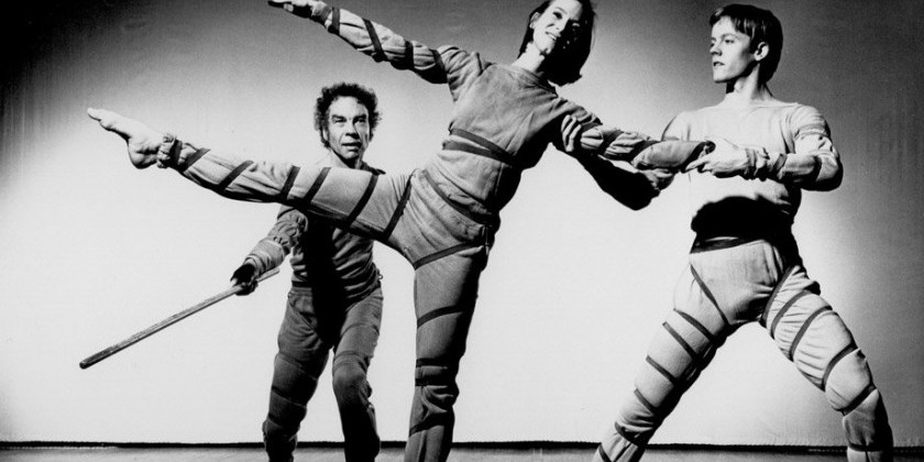 "Fridays at Noon | MERCE CUNNINGHAM'S ""SIGNALS"""