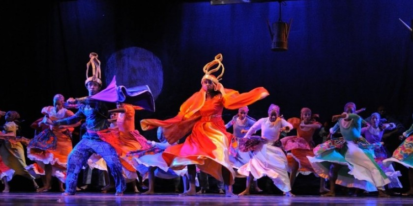 National Dance Theatre Company of Jamaica at Brooklyn Center for the Performing Arts
