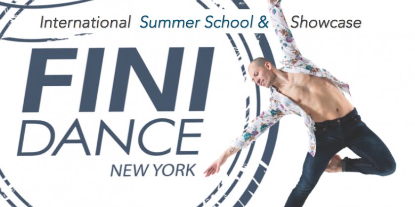 Fini Dance Festival: July in Calabria & August in NYC