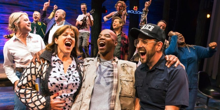 """Come From Away"" on Broadway"