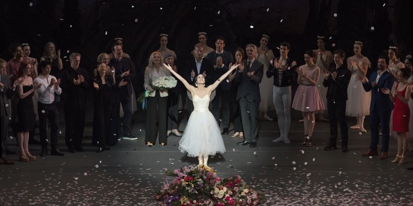 Impressions of: American Ballet Theatre/ Paloma's Farewell