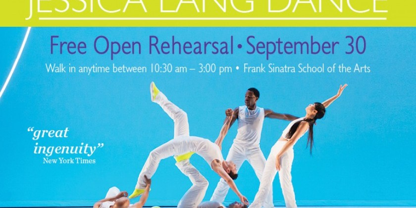 JESSICA LANG DANCE COMMUNITY OUTREACH