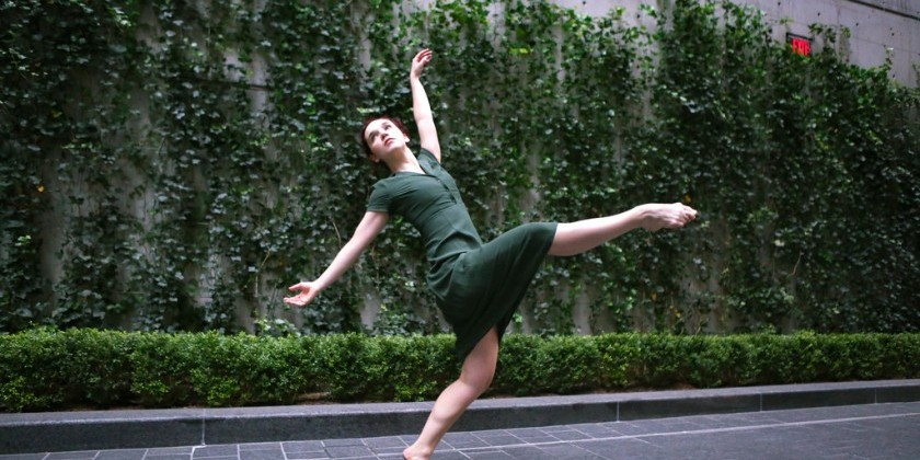 """newsteps"" at Chen Dance Center"
