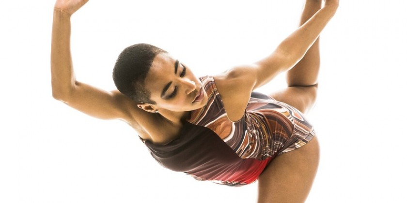 Triskelion Arts Presents... Tiffany Rea-Fisher for Elisa Monte Dance