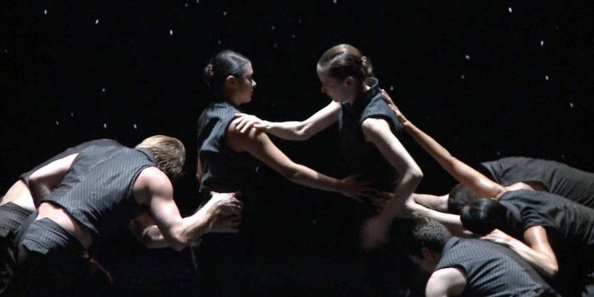 BECKET, MA: Hubbard Street Dance Chicago Celebrates 40th Anniversary at Jacob's Pillow