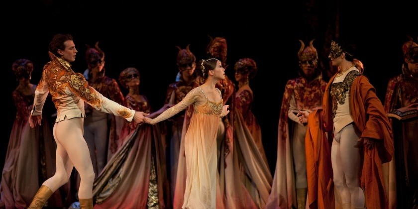 "BOSTON, MA: Boston Ballet presents ""Romeo & Juliet"""