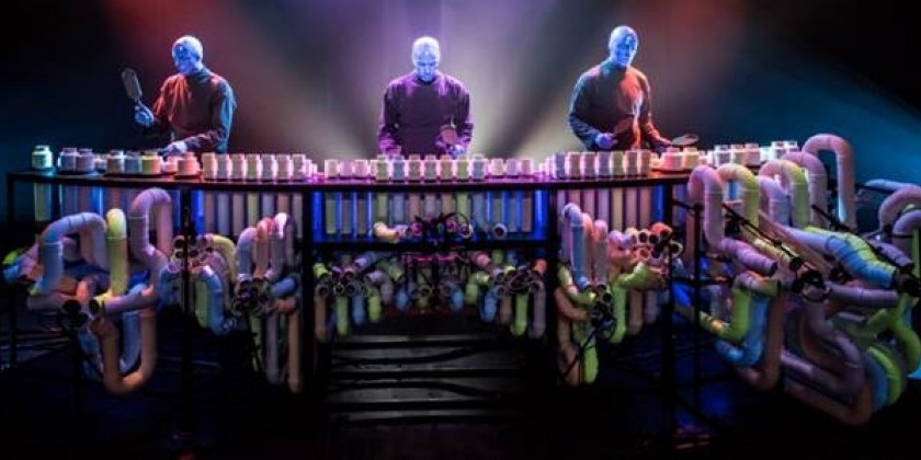 "BLUE MAN GROUP: READY...GO!"" at Museum of the City of New York / Opens July 19"