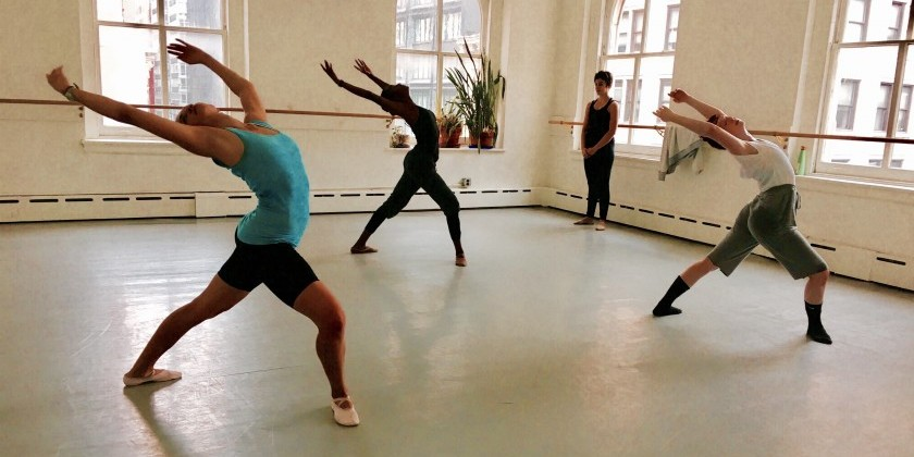 $5 Ballet Classes at Brooklyn Studios for Dance