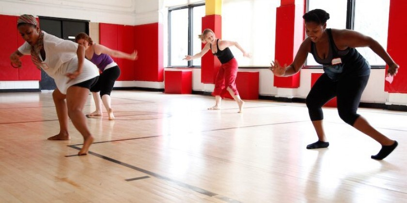 Professional Development (PD) for the People! SLMDances Summer Intensive